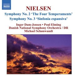 Nielsen: Symphony No. 2 - The Four Temperaments & Symphony No. 3 - Sinfonia espansiva