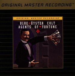 Agents of Fortune [MFSL Audiophile Original Master Recording]
