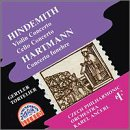 Hartmann: Concerto for Violin and String Orchestra