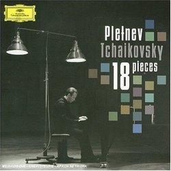 Tchaikovsky: 18 Pieces