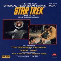 Star Trek: Original Television Soundtrack, Volume Two (The Doomsday Machine, Amok Time)