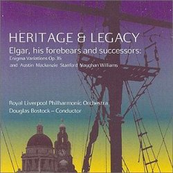 Heritage and Legacy: Elgar, His Forebears and Successors