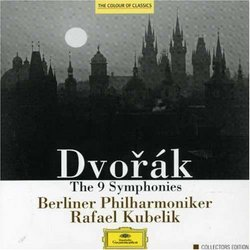 Dvorak: The Nine Symphonies