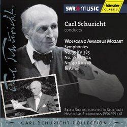 Mozart: Symphonies No. 35 KV 385; No. 38 KV 504; No. 40 KV 550