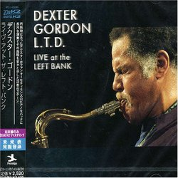 Dexter Gordon Live at the Left Bank