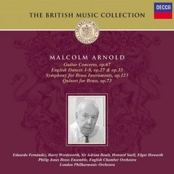 The British Music Collection: Malcolm Arnold