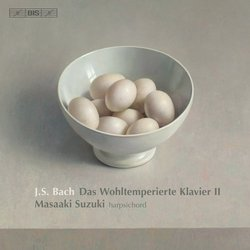 Bach: the Well Tempered Clavier-Book 2