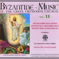 Vol. 11-the Resurrection Hymns