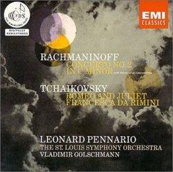 Rachmaninov: Concerto No. 2 In C Minor; Tchaikovsky: Romeo & Juliet