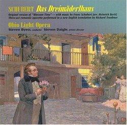 Schubert: Das Dremiäderlhaus (Blossom Time)