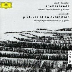 Rimsky-Korsakov: Sheherazade; Mussorgsky: Pictures At An Exhibition [Netherlands]