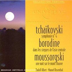 "Tchaikovski: Symphonie No. 4 ""Pathétique"""