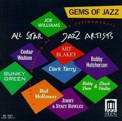Gems Of Jazz: All Star Jazz Artists