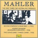 Mahler: Symphony 2/Kindertotenlieder
