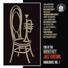 Live at the Monterey Jazz Festival : Live Unreleased Tracks - A Retrospective