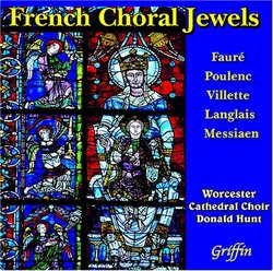 French Choral Jewels