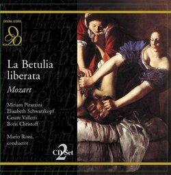 Mozart: La Betulia liberata