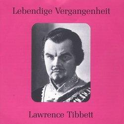 Lebendige Vergangenheit: Lawrence Tibbett
