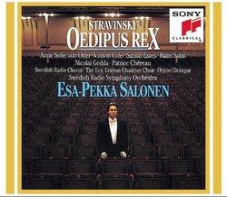Stravinsky: Oedipus Rex / Salonen