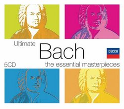 Ultimate Bach [Box Set]