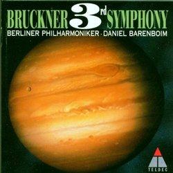 Bruckner: 3rd Symphony
