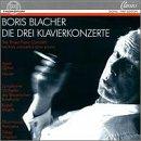 Blacher: Piano Concertos
