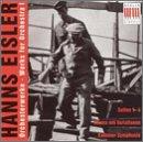 Hanns Eisler: Works for Orchestra, Vol. 1