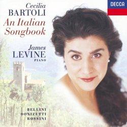 Cecilia Bartoli - An Italian Songbook (Bellini, Donizetti, Rossini)