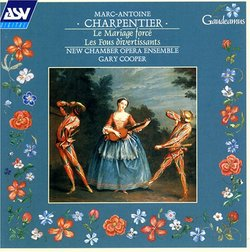 Marc-Antoine Charpentier: Incidental Music to Les Fous Divertissants (The Entertaining Lunatics) by Raymond Poisson (1680) & Le Mariage Forcé (The Forced Marriage) by Molière (1664) - New Chamber Opera / The Band of Instruments
