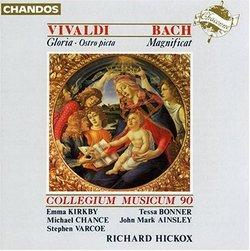 Vivaldi: Gloria; Ostro picta; Bach: Magnificat