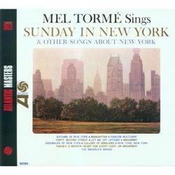 Sings Sunday in New York
