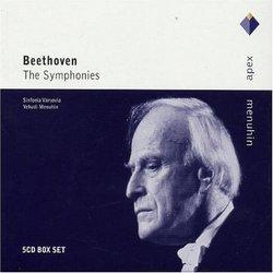 Beethoven: The Symphonies (Box Set)