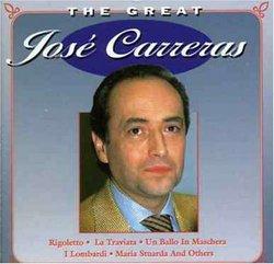 The Great José Carreras