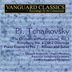 P.I. Tchaikovsky: The Orchestral Masterpieces