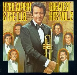 """Herb Alpert & Tijuana Brass - Greatest Hits, Vol. 2"""