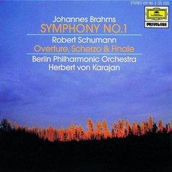 Symphony 1 / Overture (Schumann)