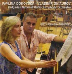 Music of Liszt Scriabin & Prokofiev
