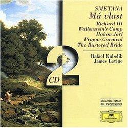 Smetana: Má vlast; Symphonic Poems