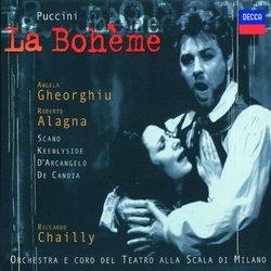 Puccini - La Bohème / Alagna · Gheorghiu · Scano · Keenlyside · D'Arcangelo · Di Candia · Chailly
