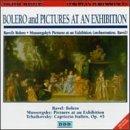Ravel: Bolero; Mussorgsky: Pictures at an Exhibition; Tchaikovsky: Capriccio Italien