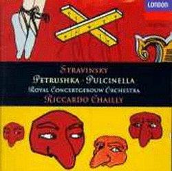 Petrushka / Pulcinella