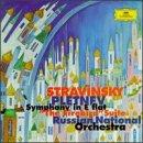 Symphony 1 / Firebird / Scherzo a La Russe