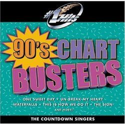 Number 1 Hits: 90's Chartbusters