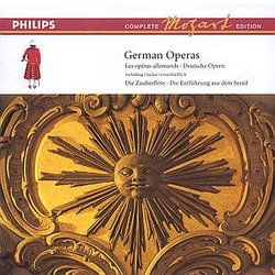 Mozart: German Operas [Box Set]