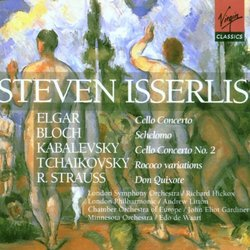 Steven Isserlis plays Works for Cello and Orchestra