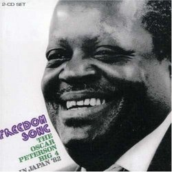 Freedom Songbook Oscar Peterson Big 4 in Japan '82