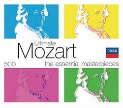 Ultimate Mozart [Box Set]