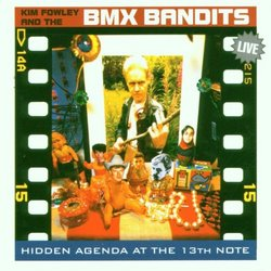 Hidden Agenda at the 13th Note