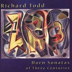 Horn Sonatas of 3 Centuries