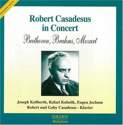 Robert Casadesus in Concert